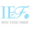 Logo IEF (Institut D'Estudis Financers)