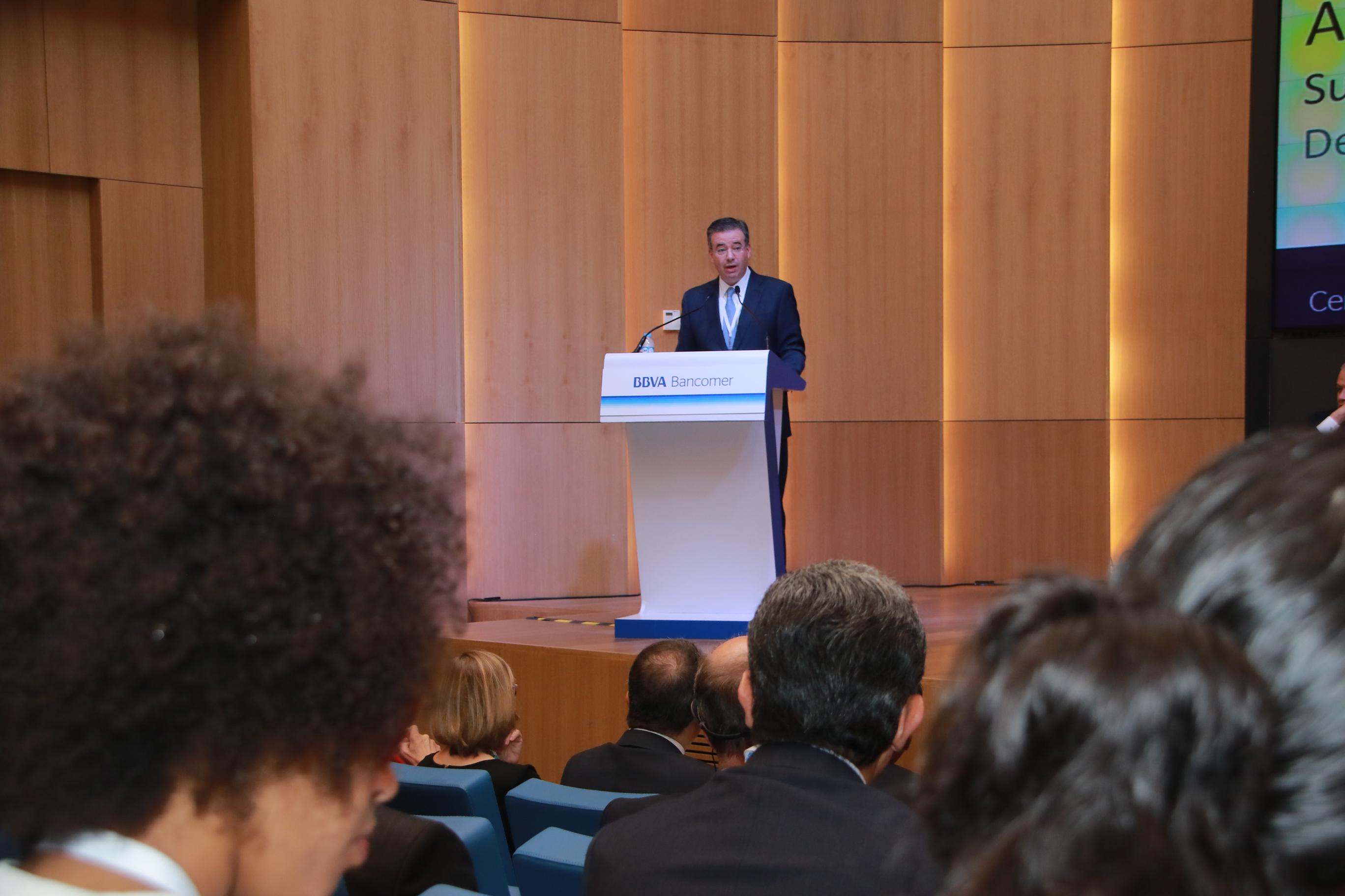 Welcome Speech: Alejandro Díaz de León Carrillo, Subgobernador del Banco de México