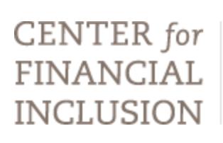 Logo Center for Financial Inclusion