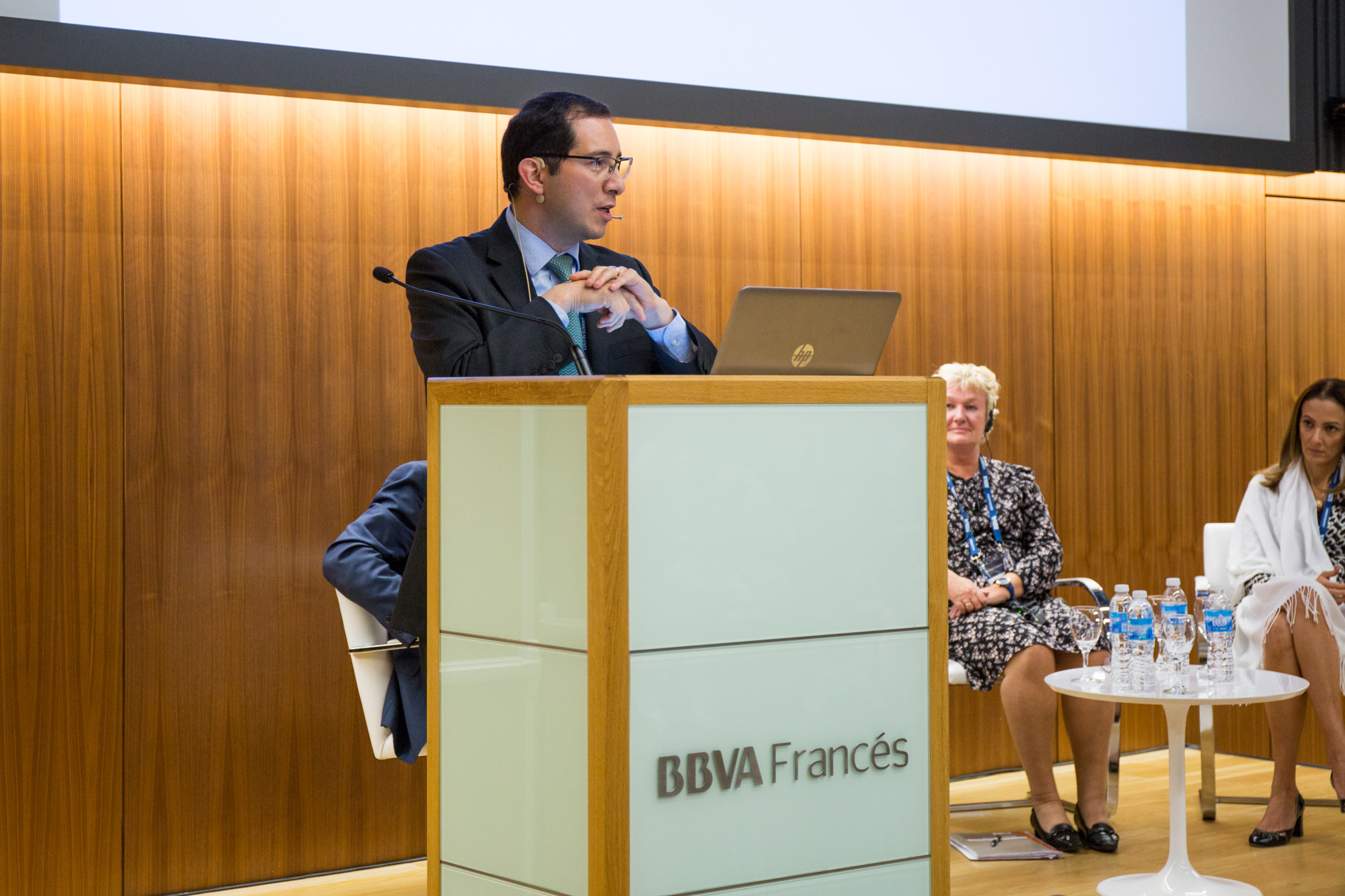 José Miguel Domínguez, Head of Communications and Public Affairs at the Mexican Banks Association