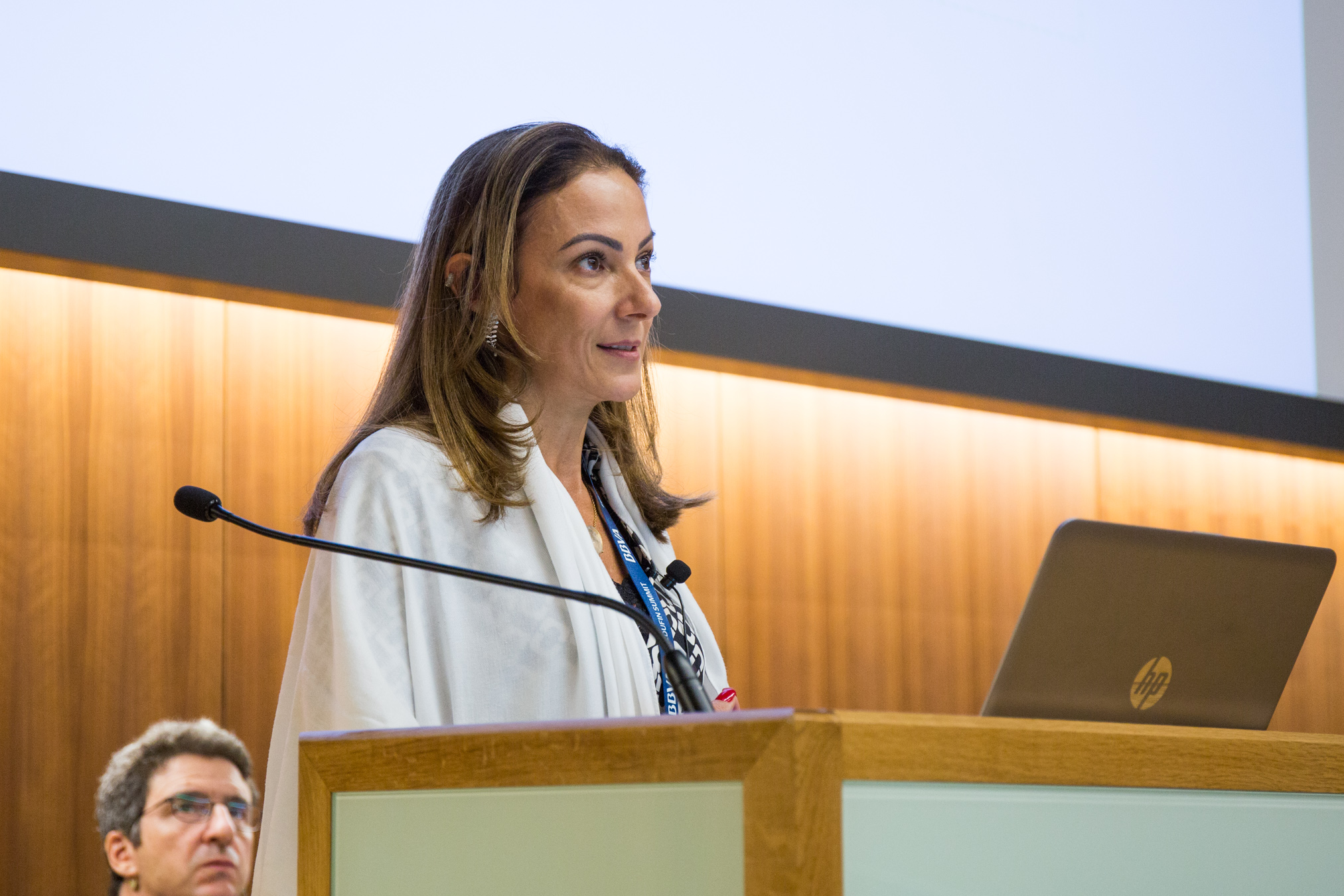 Ana Leoni, Superintendent of Education at ANBIMA - Brazilian Association of Financial and Capital Market Entities