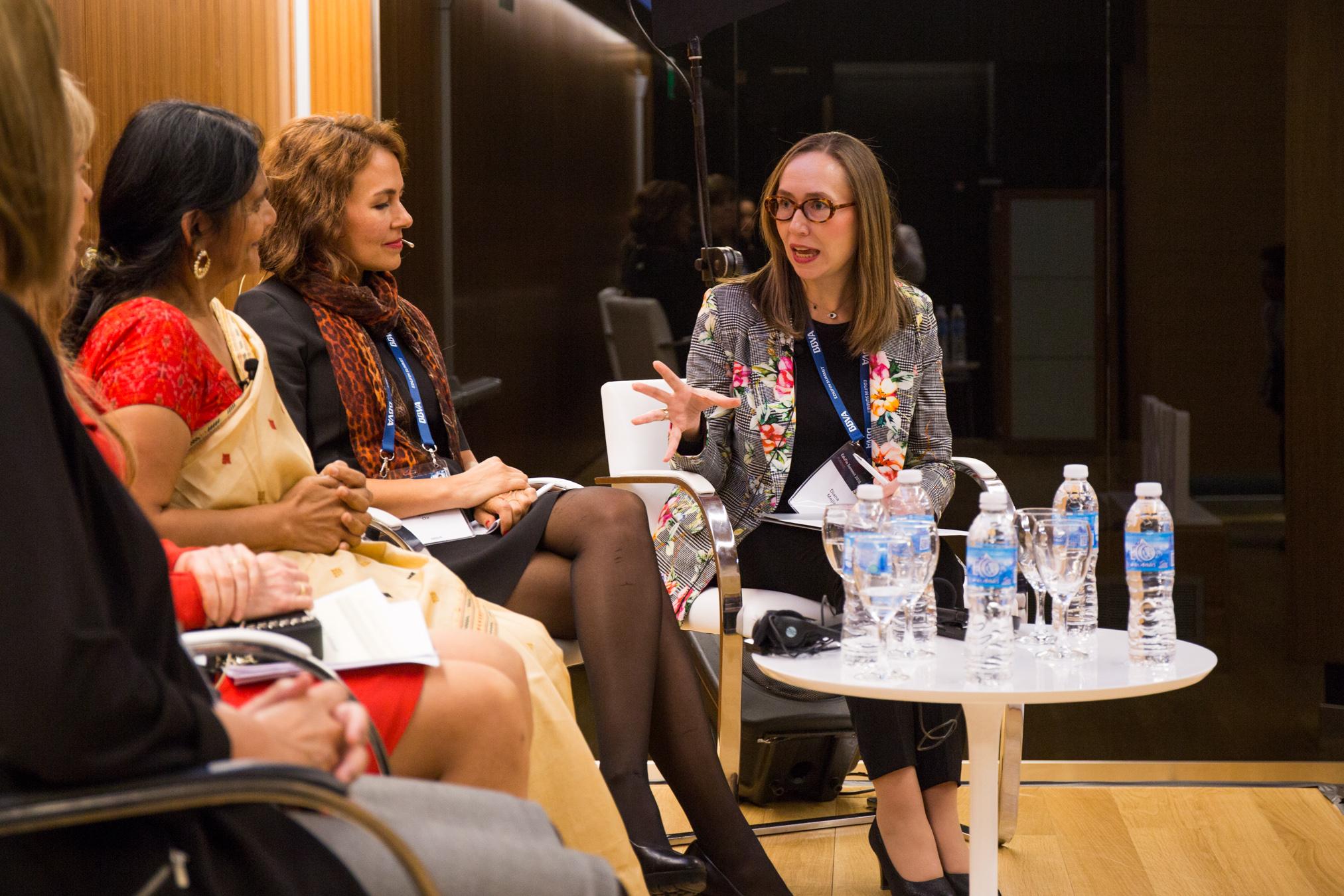 Diana Mejía, Especialista Sénior en Desarrollo Productivo y Financiero, Banco de Desarrollo de América Latina (CAF)