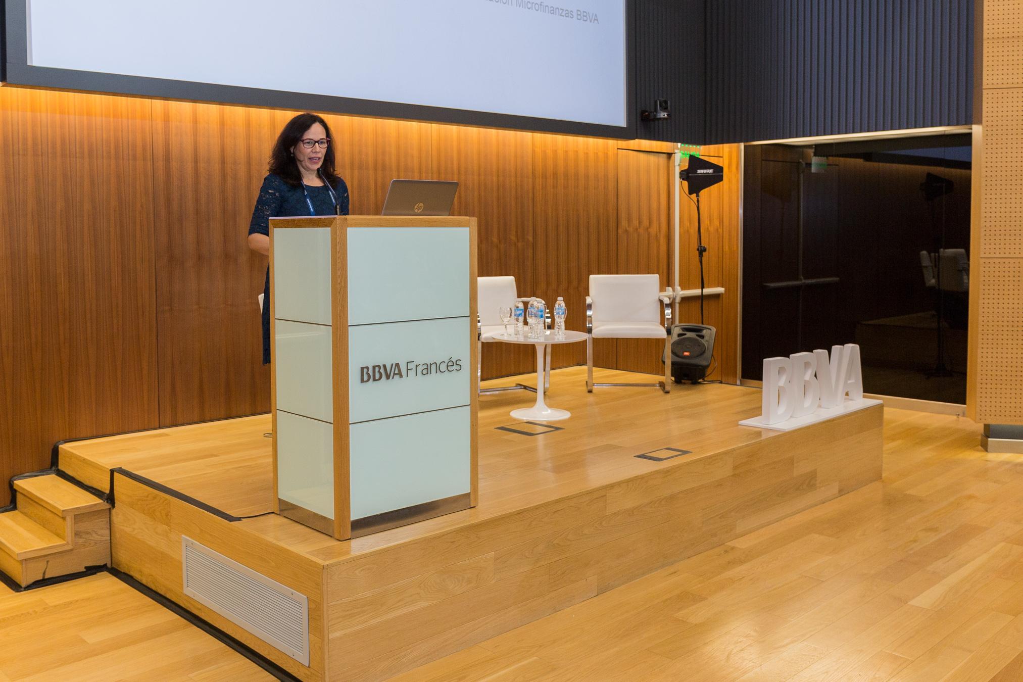 Lidia del Pozo, Director, Community Investment Programs at BBVA
