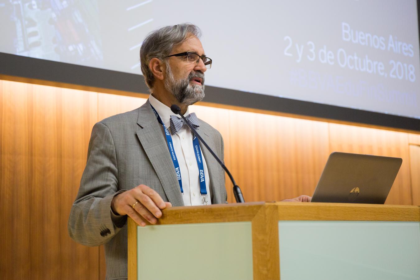 José Antonio Herce, Associate Director at International Financial Analysts (AFI)