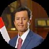 David Tuesta. Exministro de Finanzas de Perú