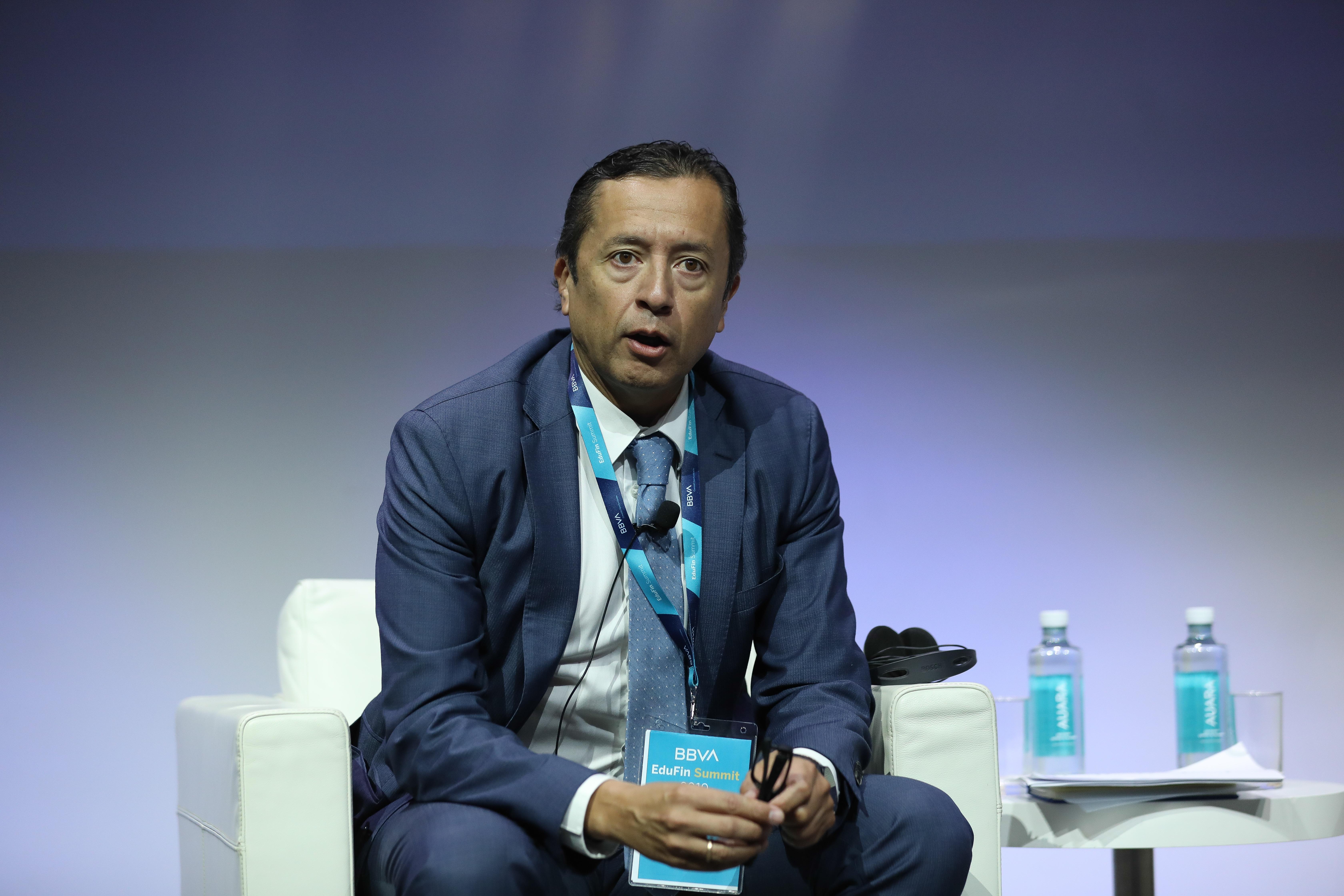 David Tuesta, exministro de finanzas de Perú