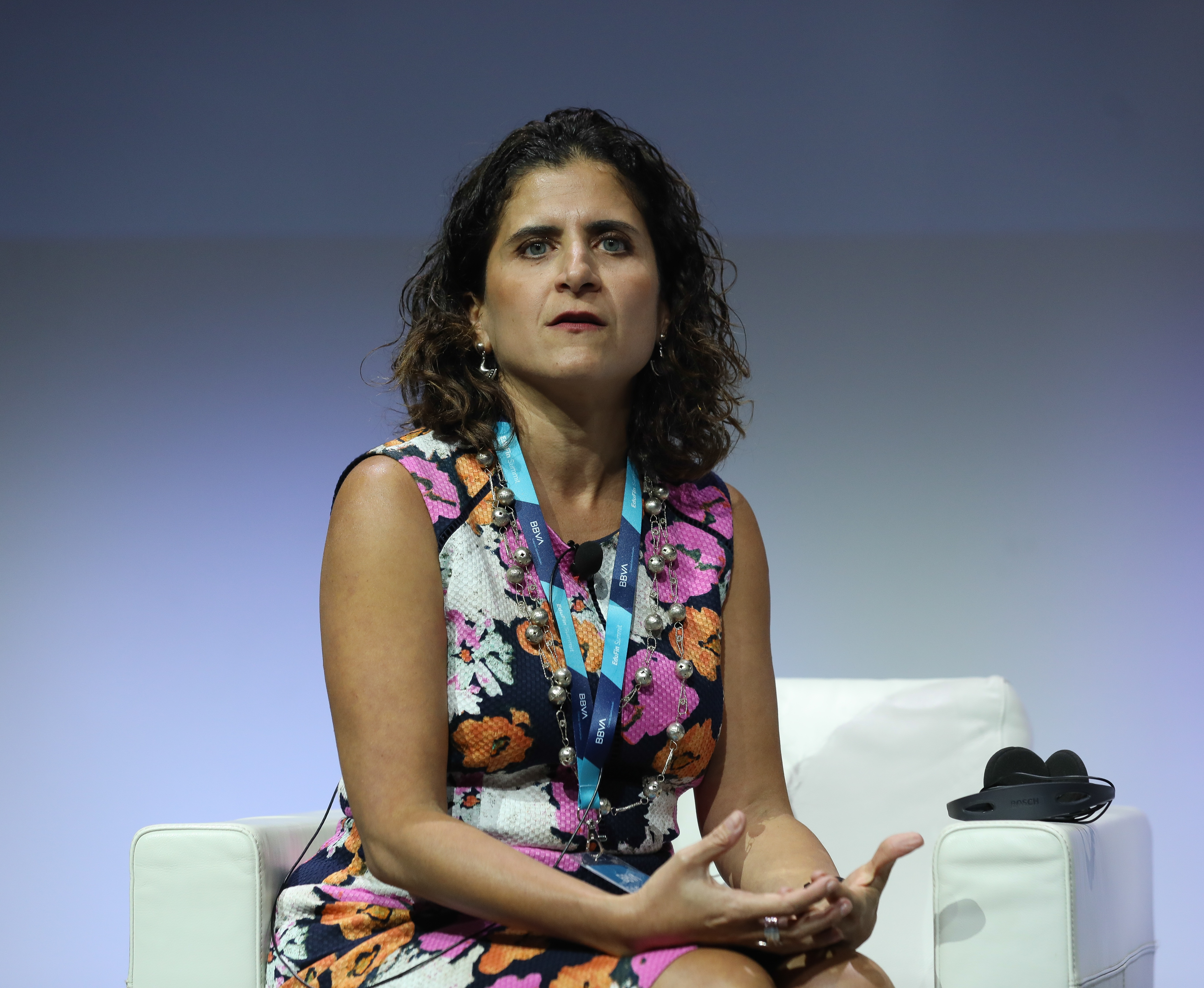 Liliana Pozzo, directora de Asesoría para América Latina, Corporación Financiera Internacional (IFC-The World Bank)