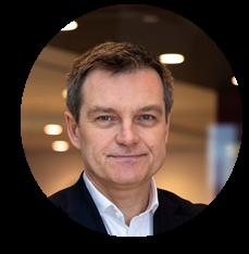 Nigel Moden. Director de servicios financieros, banca y mercados de capitales de EMEIA, EY