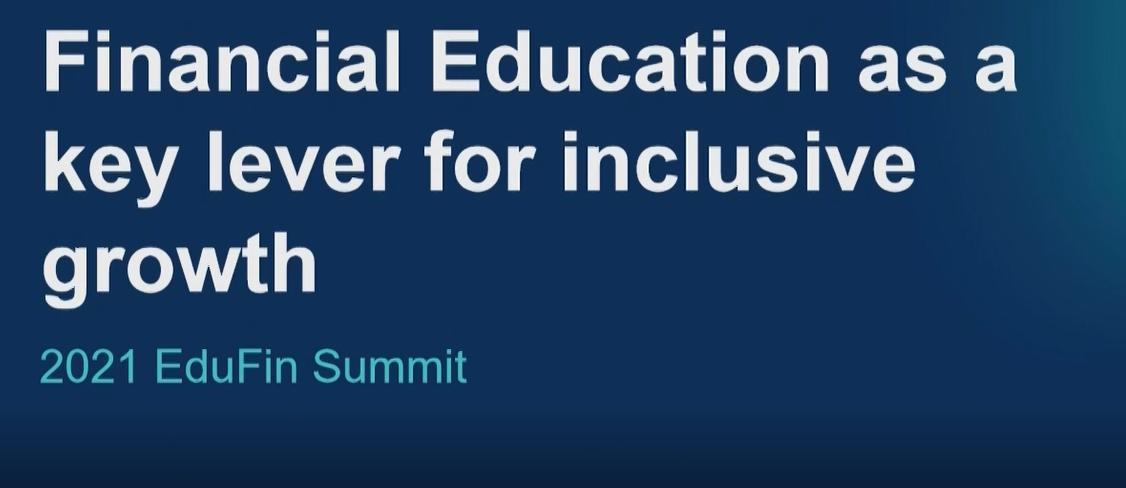 Educación financiera para el crecimiento sostenible